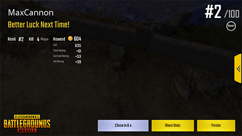 My first round felt like an awesome victory until I learned about the use of bots.