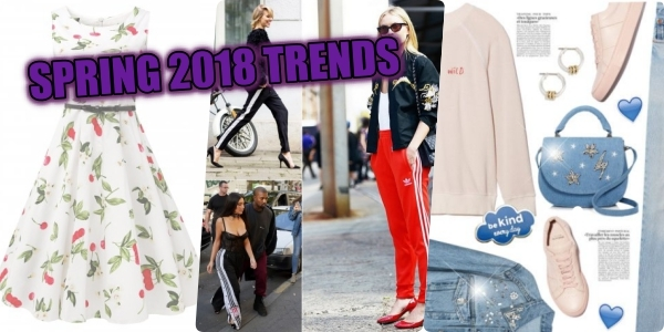 Feature spring 2018 trends feature