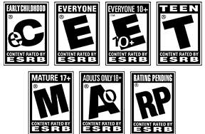 Preview preview esrb ratings
