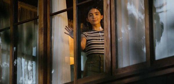 Rowan Blanchard as Veronica