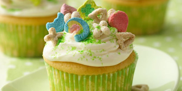 Feature st patricks day cupcakes feat