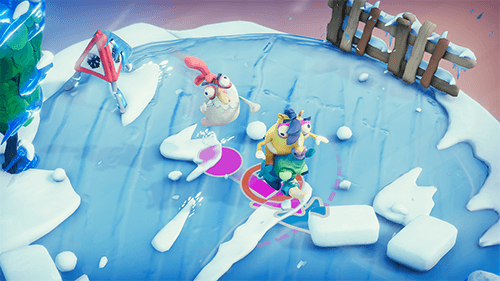 Icicle Pickle is a standout for collaborative gameplay.