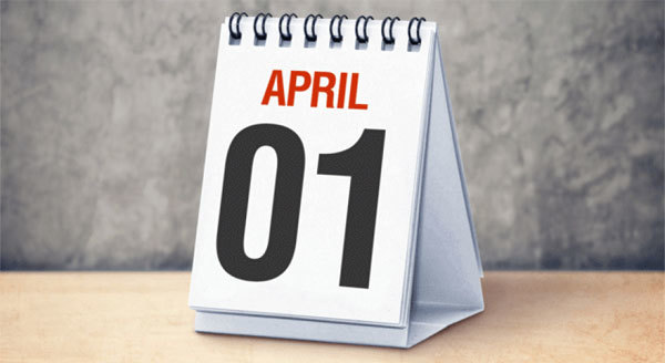 April 1st is almost here, how will you trick people?