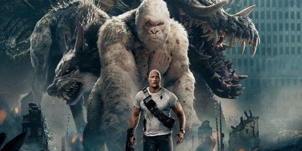 Feature rampage movie review feat