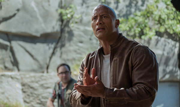 Rampage review: Fake gorilla makes a monkey of Dwayne Johnson's acting ability