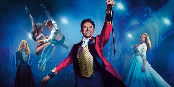 Feature the greatest showman blu ray review feat