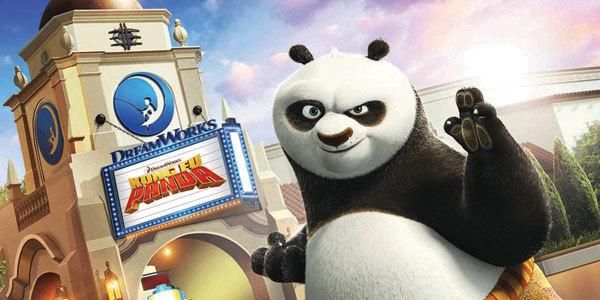 Feature kung fu panda universal studios feat