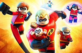 New Gameplay for LEGO The Incredibles