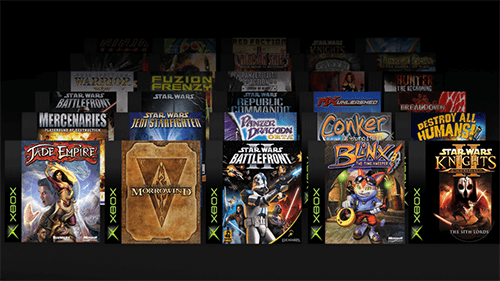 The backwards compatibility lineup for Xbox just got bigger.