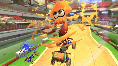 The Inklings aren't confined to the Splatoon games.