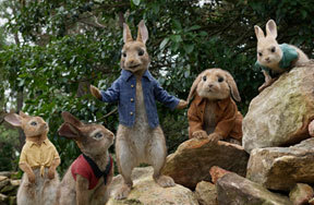 Peter Rabbit Blu-ray Review
