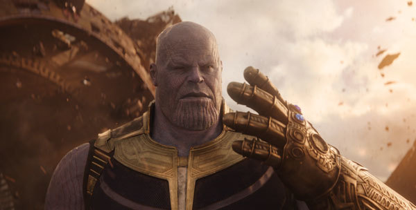 Thanos is sure he can get all the Infinity Stones