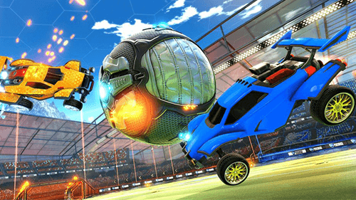Rocket League is a perfect fit for a handheld console like the Switch.