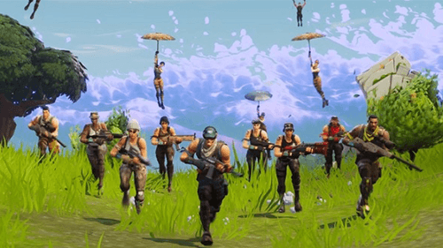 Fortnite is the biggest thing in gaming since Minecraft.