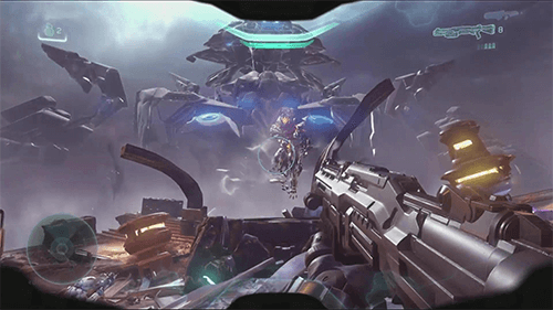 Halo 5: Guardians brings the AAA action to Xbox One.