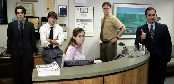 With characters such as Jim and Dwight, this is no ordinary office.