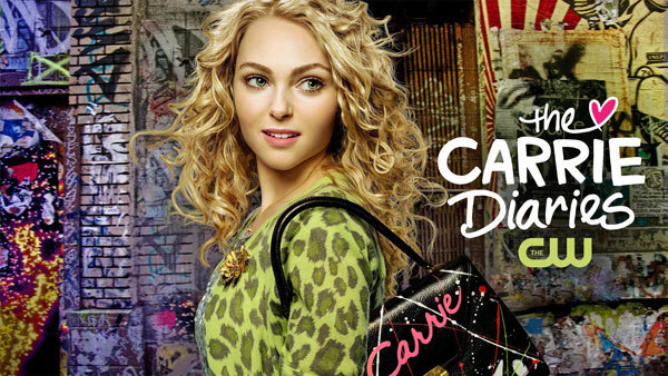 Explore the world of 80s fashion alongside Carrie.