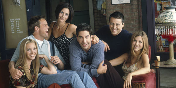 Join Phoebe, Chandler, Monica, Ross, Joey, and Rachel on their adventures through their post-college years.