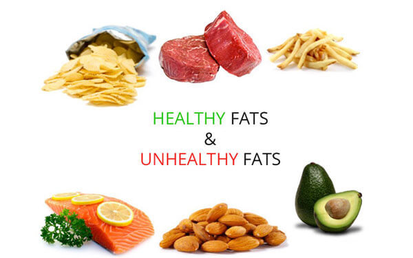 There are a lot of yummy healthy foods.