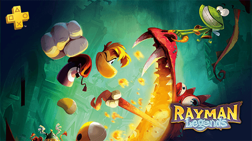 Rayman Legends is new to PlayStation but has recently appeared on Xbox's Gold lineup.