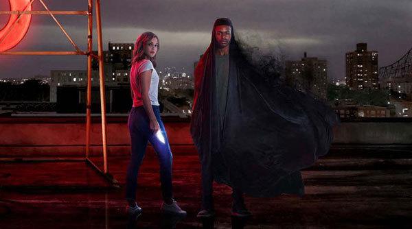 Freeform's new show Cloak and Dagger