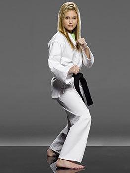 Olivia in TV's Kickin' It