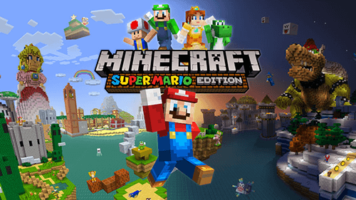 Nintendo isn't new to working alongside Mojang for Minecraft.
