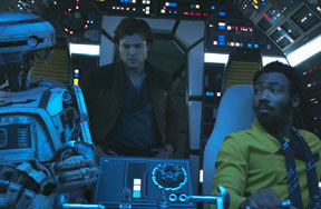 Interview: Solo: A Star Wars Story Actors are Big Fans