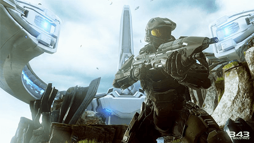 Halo 5's lower rating means players of all ages got to enjoy it.
