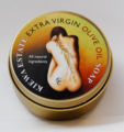 Olive Oil Soap - Castile Soap Travel Tin