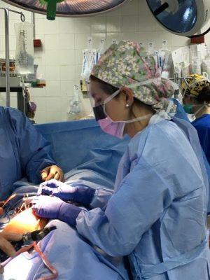 Surgery hat