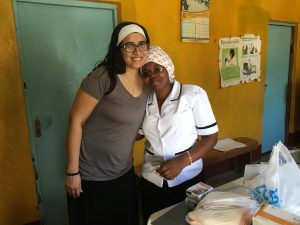 Medical Mission: Kenya 2 girls