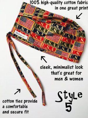 kimkaps cute scrub hat style 5