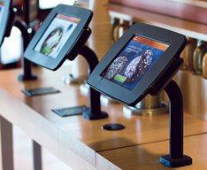 Panera Tablet Kiosk