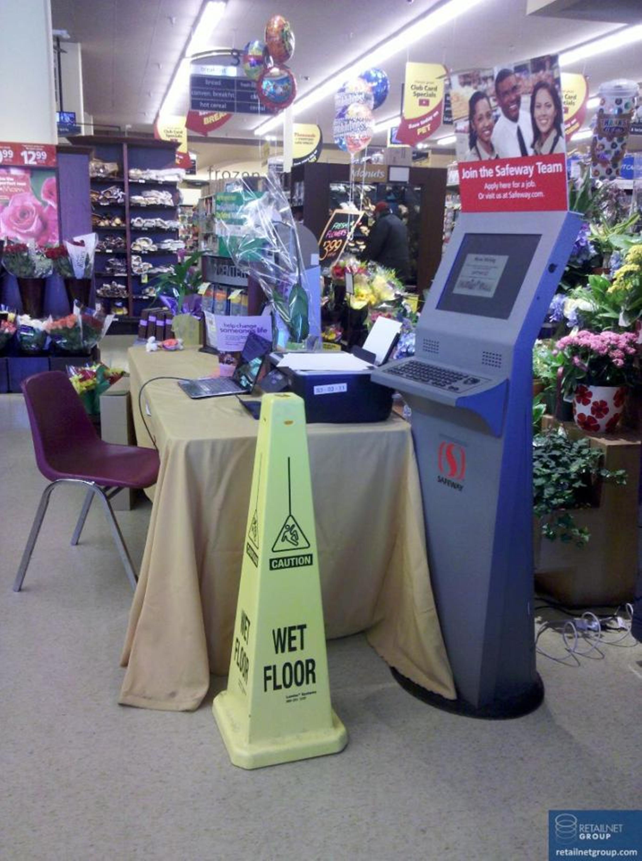 kiosk best practice