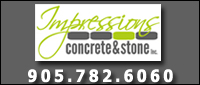 Impressions Concrete & Stone Inc