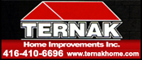 Ternak Home Improvements Inc
