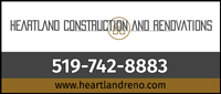 Heartland Construction and Renovations Ltd
