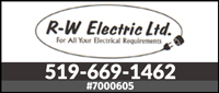R - W Electric Limited