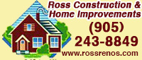 Ross Construction & Home Improvements