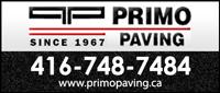 Primo Paving