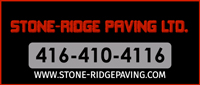 Stone Ridge Paving & Interlocking Ltd