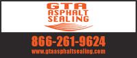 GTA Asphalt Sealing