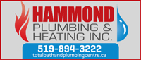 Hammond Plumbing & Heating Inc