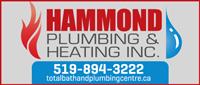 Hammond Plumbing & Heating Inc