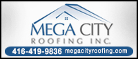 Mega City Roofing