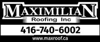 Maximilian Roofing Inc