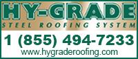 Hy-Grade Steel Roofing