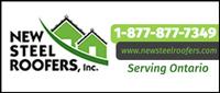 New Steel Roofers Inc