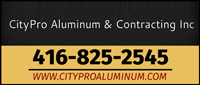 City Pro Aluminum & Contracting Inc